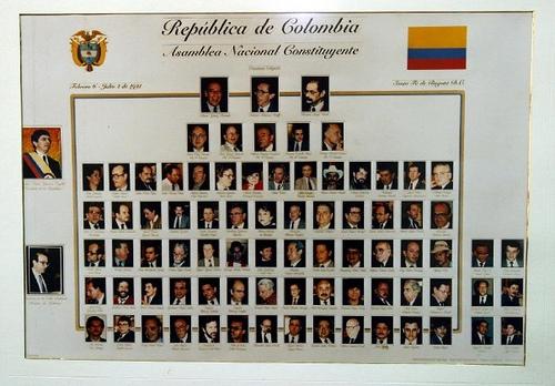 Asamblea Nacional Constituyente de 1991