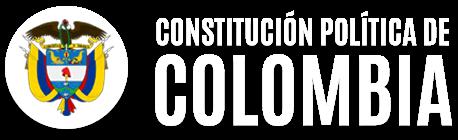 Constituci�n Pol�tica de Colombia